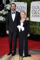 Eric White & Patricia Arquette
