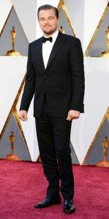 Leonardo DiCaprio in Armani