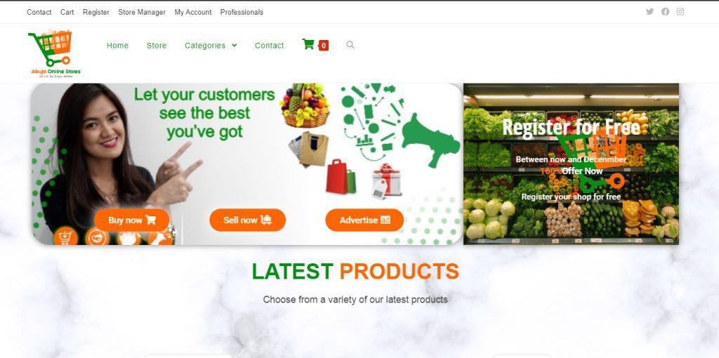 Abuja_Online_store
