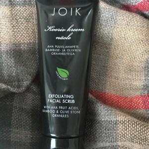 Joik Exfoliating Facial Scrub