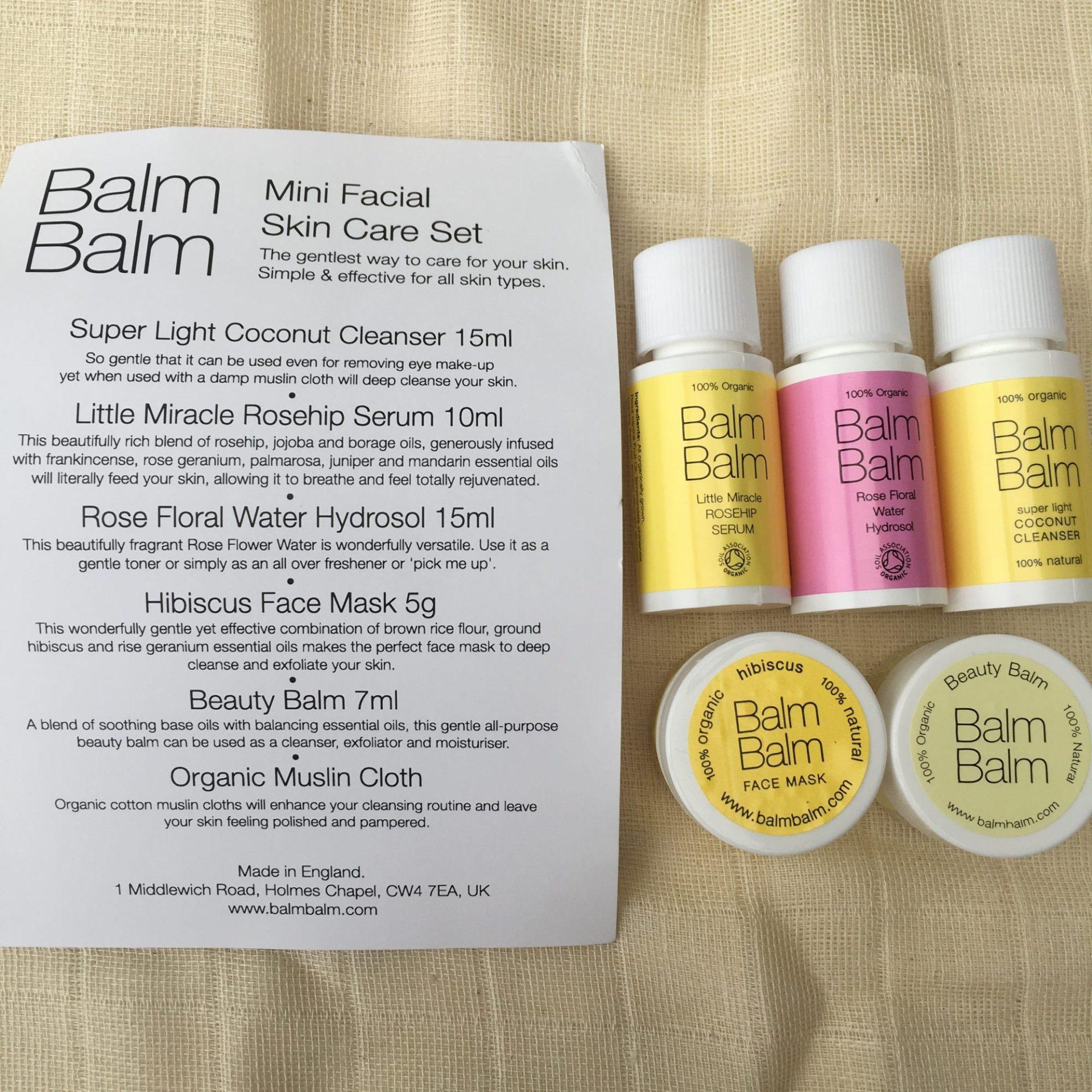 Balm Balm Starter Kit