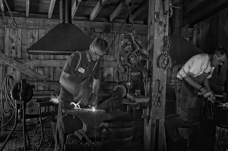 Blacksmith Foresthill