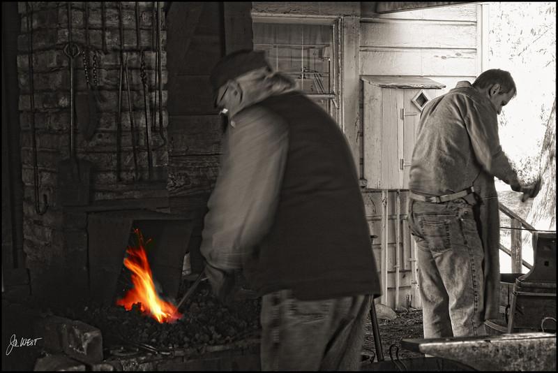 Blacksmith Coloma