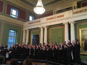 Sonne ins Herz - Hallesches Chorkonzert gegen den Winterblues | 28. Januar 2018 | Aula MLU