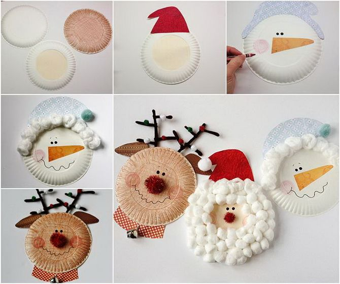 Uudenvuoden lelut lumiukkokuva