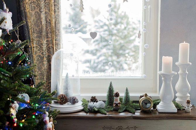 Comment décorer la chambre pour la nouvelle année 2021: Les meilleures idées de la décoration du nouvel an 7