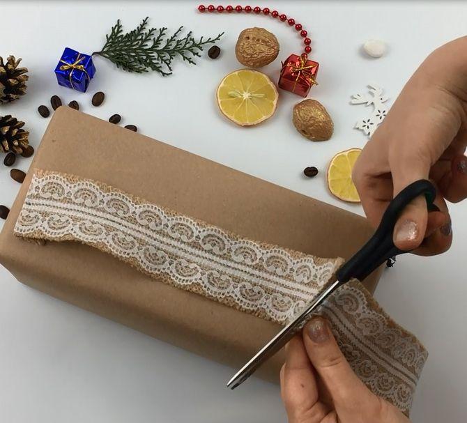 Lifehak Sådan pakker du en gave