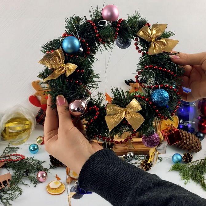 Рождество гүл шоқтары