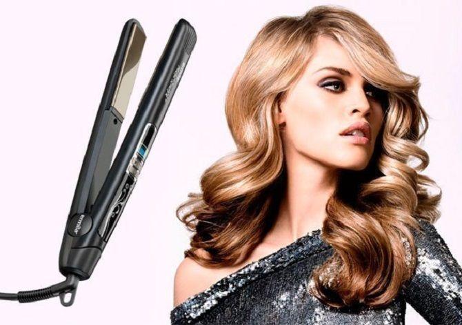 Curls deliciosos: 9 Métodos de ondulação em casa 13