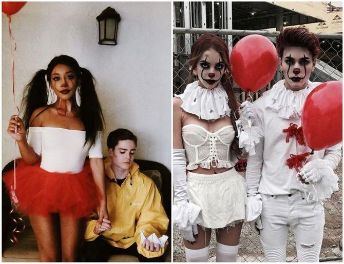 Trang phục Halloween: Tùy chọn đơn giản và ngân sách cho cả gia đình 13