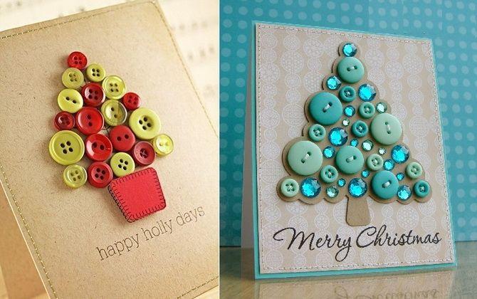 کارت پستال های جدید را با دستان خود ایجاد کنید: کارگاه های ساده 16