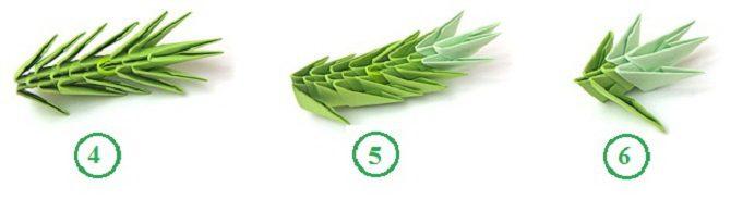 Жаңа жылдық шырша ағашы, 2021 жылғы жаңа жыл үшін өз қолыңызбен: ең жақсы идеялар 34
