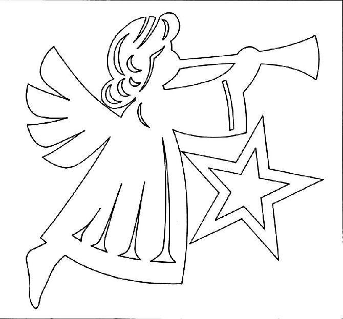 Новогодние ангелочки своими руками: простые мастер-классы на фото и видео, подборка идей от Joy-pup 11