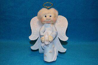 새해 천사들은 자신을합니다 : 사진과 비디오의 간단한 마스터 클래스, Joy-Pup 20에서 아이디어를 선택하십시오.