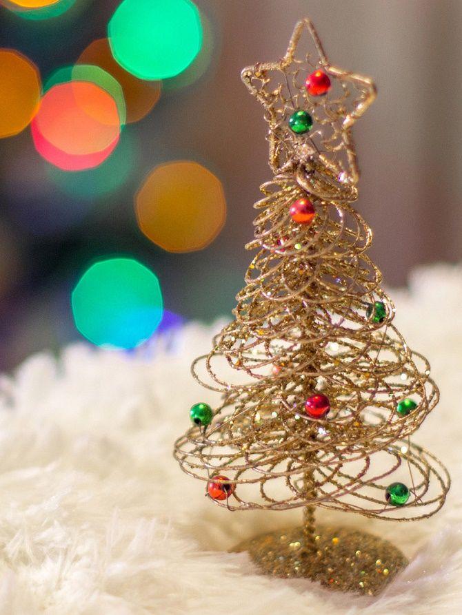 Cum să faceți un copac de Crăciun de Anul Nou de la un fir de cinema, numărul 34