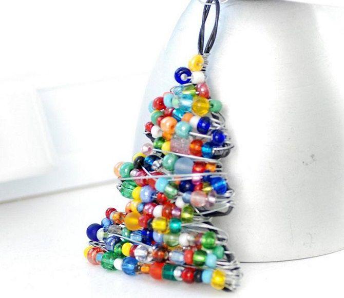 Cum să faci un copac de Crăciun neobișnuit pentru anul nou 2021: idei cool cu fotografie 5