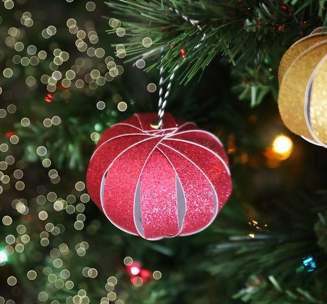 Mainan kertas Krismas yang indah dan luar biasa - bagaimana untuk menjadikannya sendiri 23