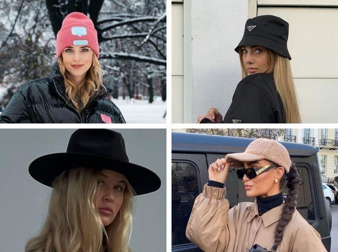 Làm thế nào để chọn một chiếc mũ ở dạng khuôn mặt - Chọn một cái mũ 3