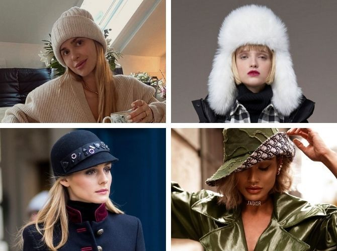 Làm thế nào để chọn một chiếc mũ ở dạng khuôn mặt - Chọn một chiếc mũ 4