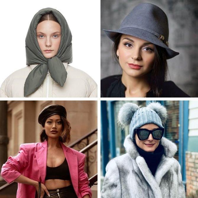 Làm thế nào để chọn một chiếc mũ ở dạng khuôn mặt - Chọn một chiếc mũ 5