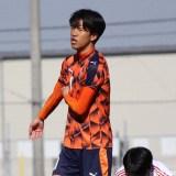 甲府内定・法政大MF長谷川元希…「綺麗なサッカー」へのこだわりを捨て、勝利をもたらす選手に
