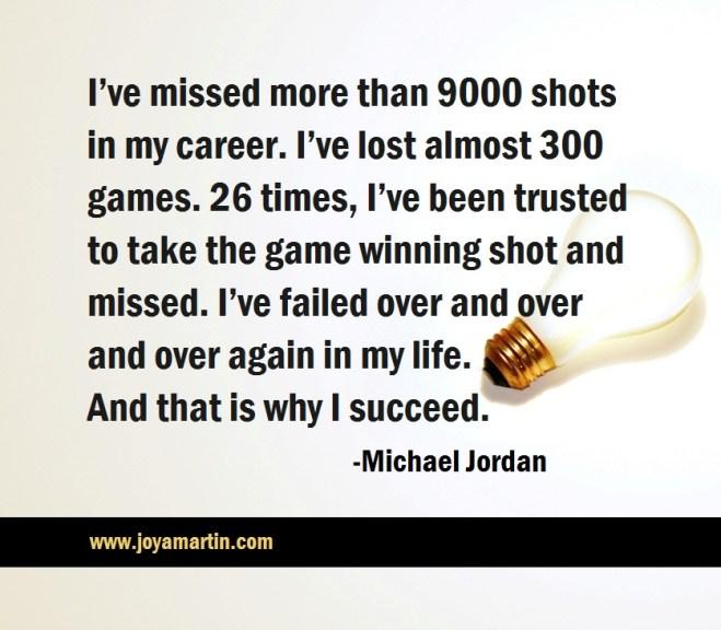 Michael Jordon Quote