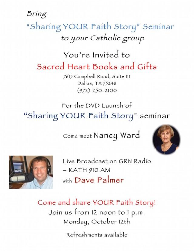 SYFS Sacred Heart LAUNCH color Flyer sm