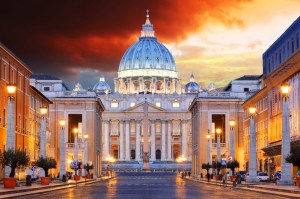 Rome  Vatican City (DollarPhotoClub)