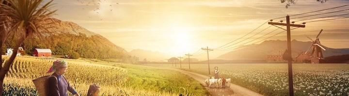 Farm Harvest by Nato Pereira (Pixabay)