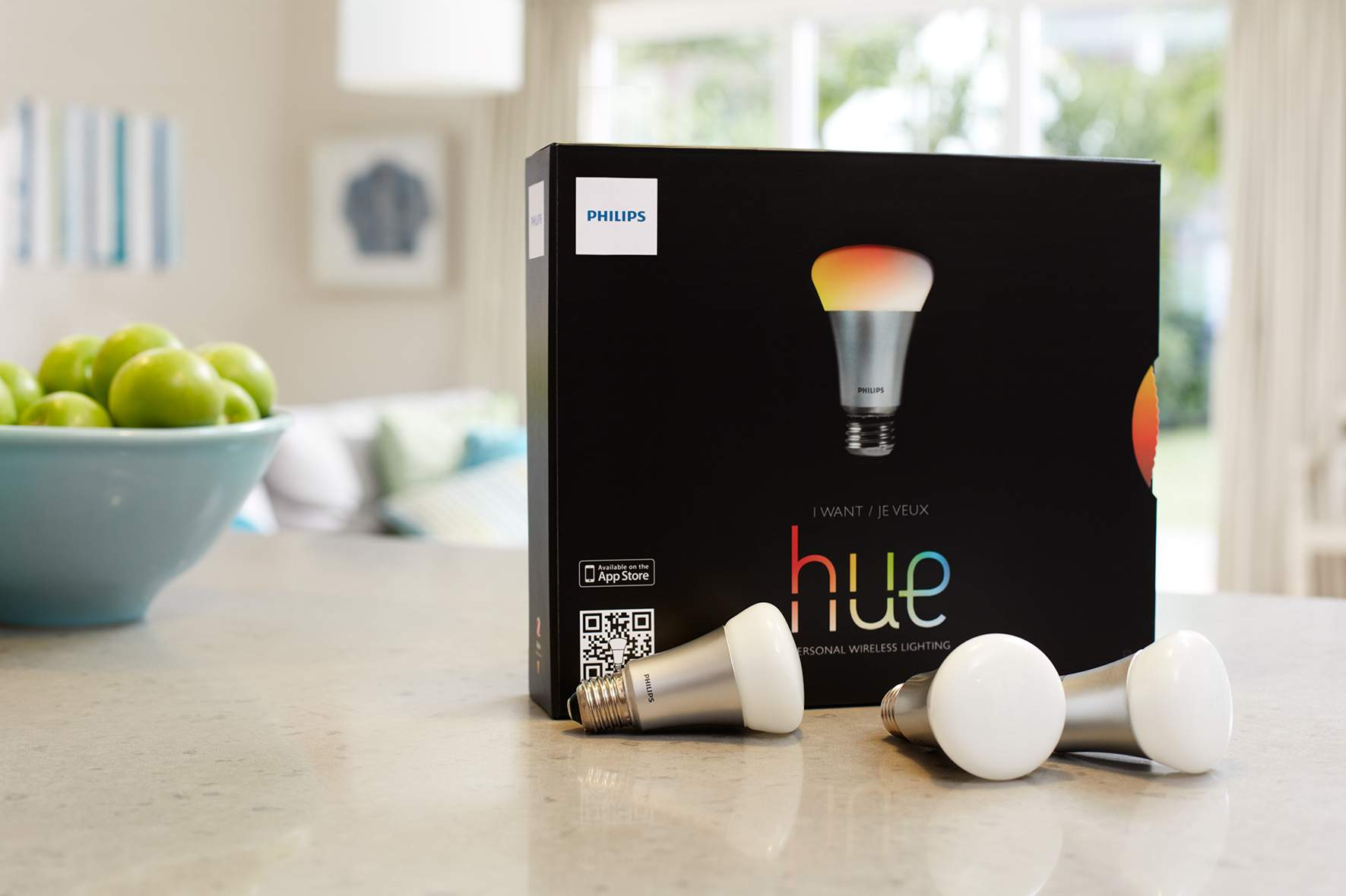 Philips hue pack ambiance