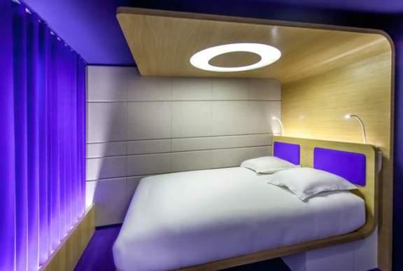 chambre Hôtel O Paris - Designer Ora ÏTO