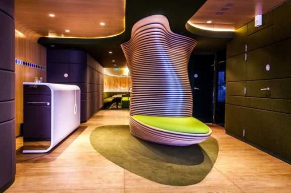 reception Hôtel O Paris - Designer Ora ÏTO