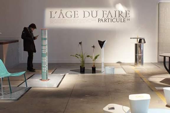 Exposition L'AGE DU FAIRE par Particule 14