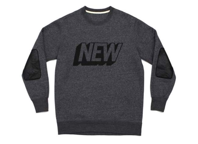 Sweatshirt STAMPD - NEW Grey Crew