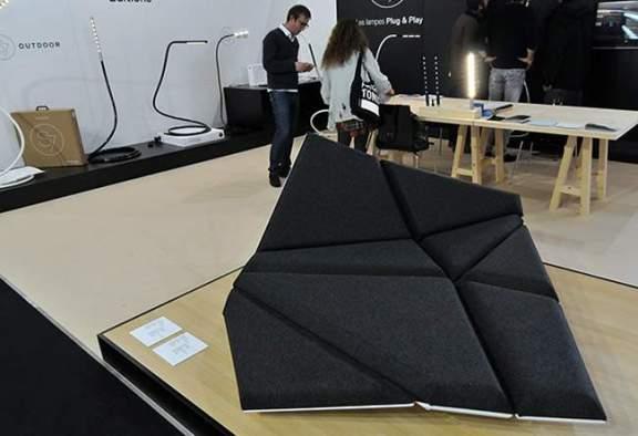 Fauteuil CAY lounge par STRUCTURES x Alexander REHN