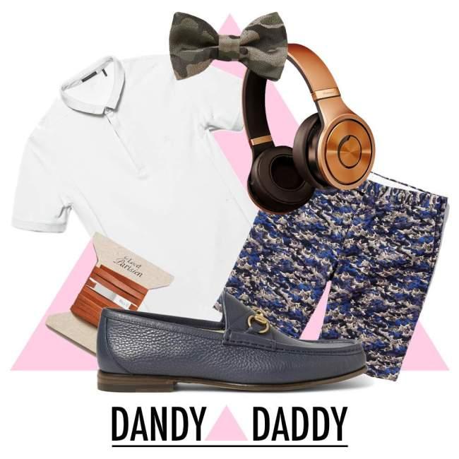 DANDY DADDY - selection cadeaux fête des pères 2014