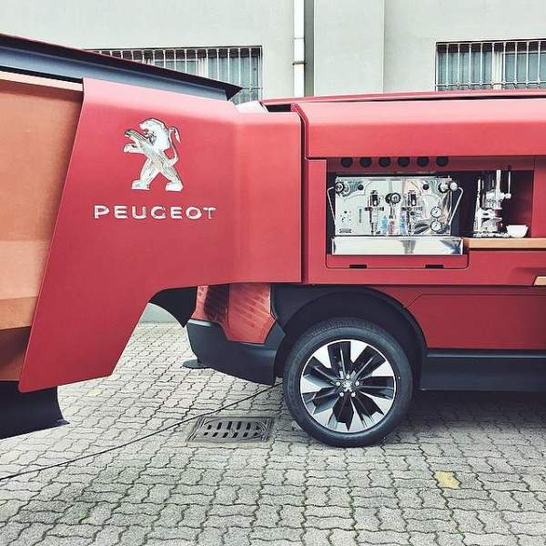FOODTRUCK by PEUGEOT  