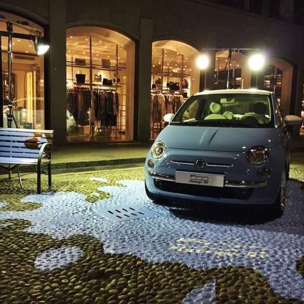 FIAT 500 vintage -
