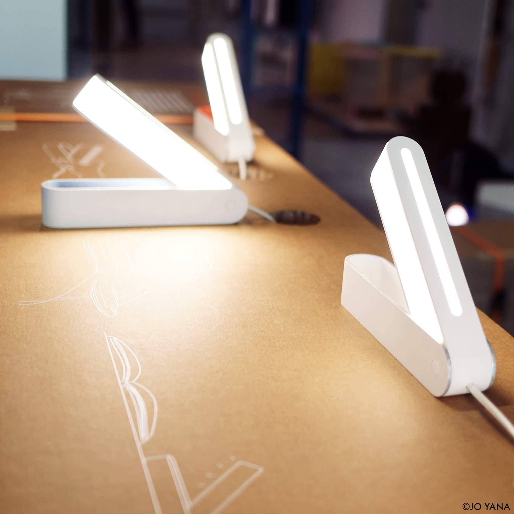 Lampe FOLDING LIGHT par Antonio VIRGA NOW LE OFF 14