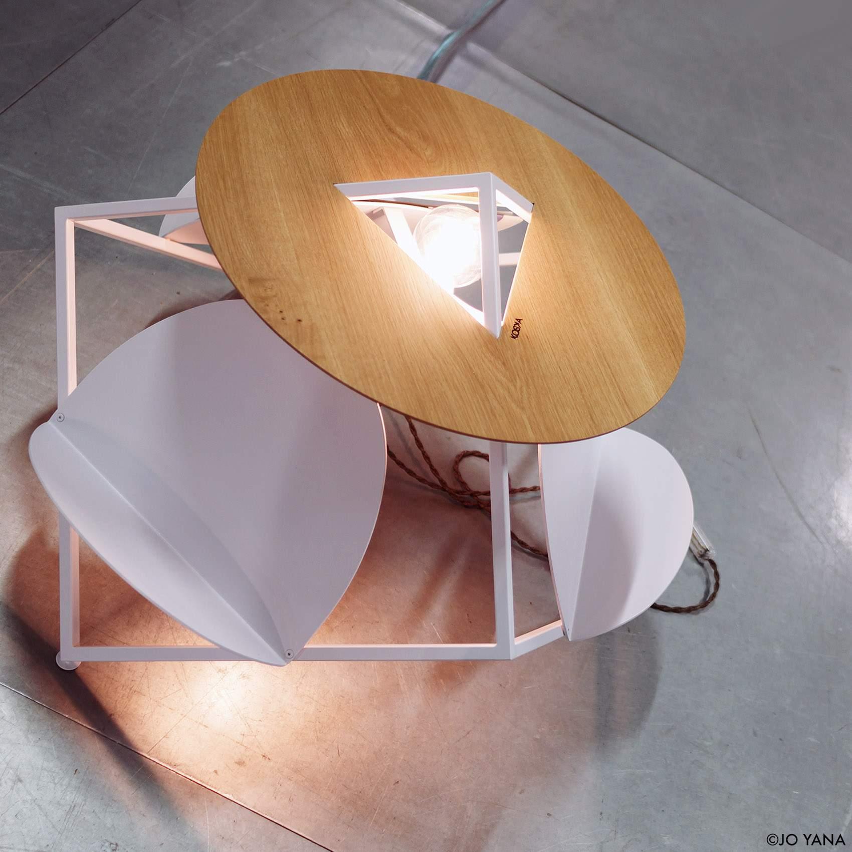 Table LIGHTBRARY par Mickael KOSKA NOW LE OFF 8