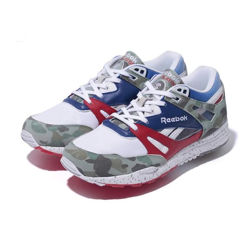 SNEAKERS Reebok VENTILATOR x BATHING APE x mita sneakers