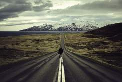 Routes en Islande