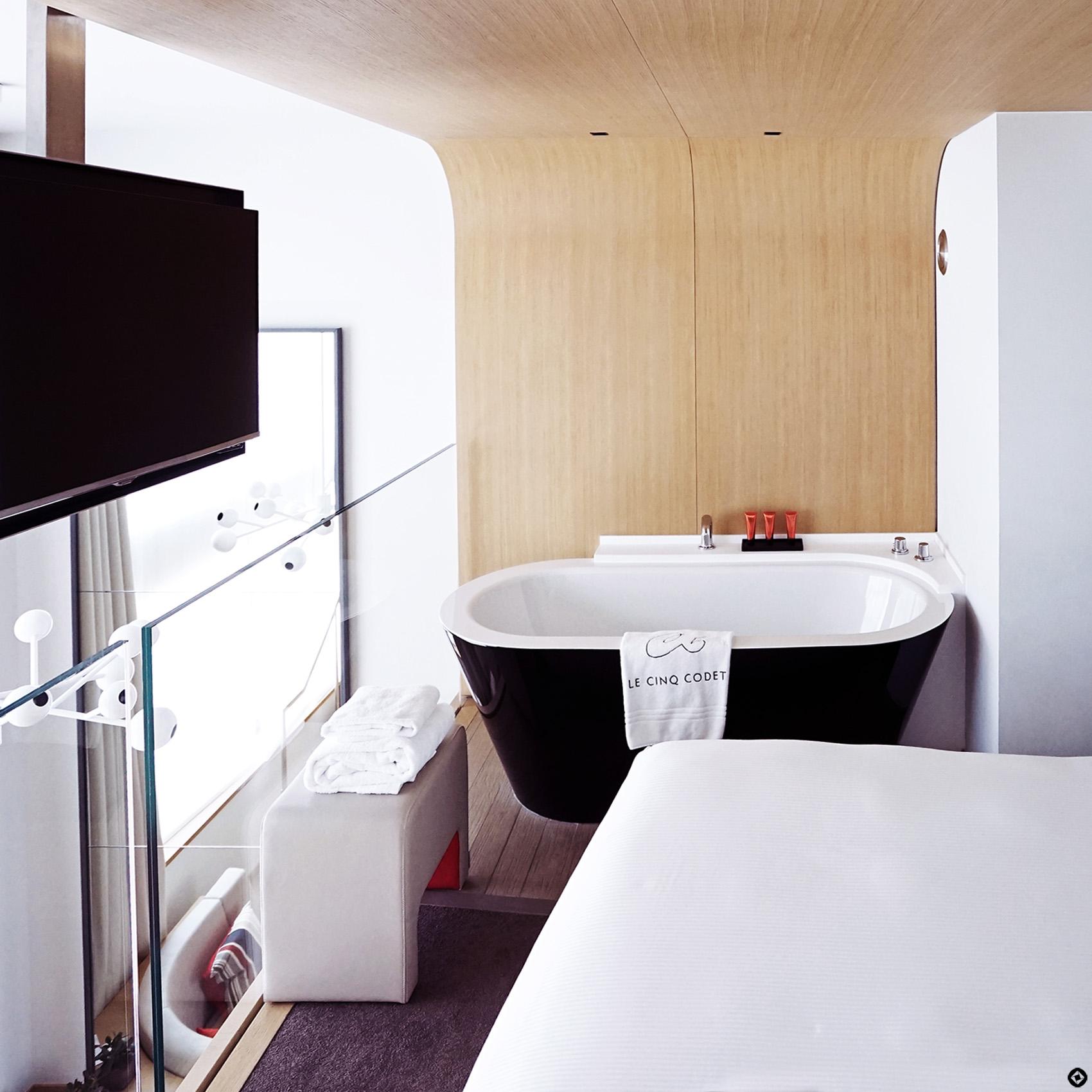 LE CINQ CODET ***** | Hôtel Design Paris