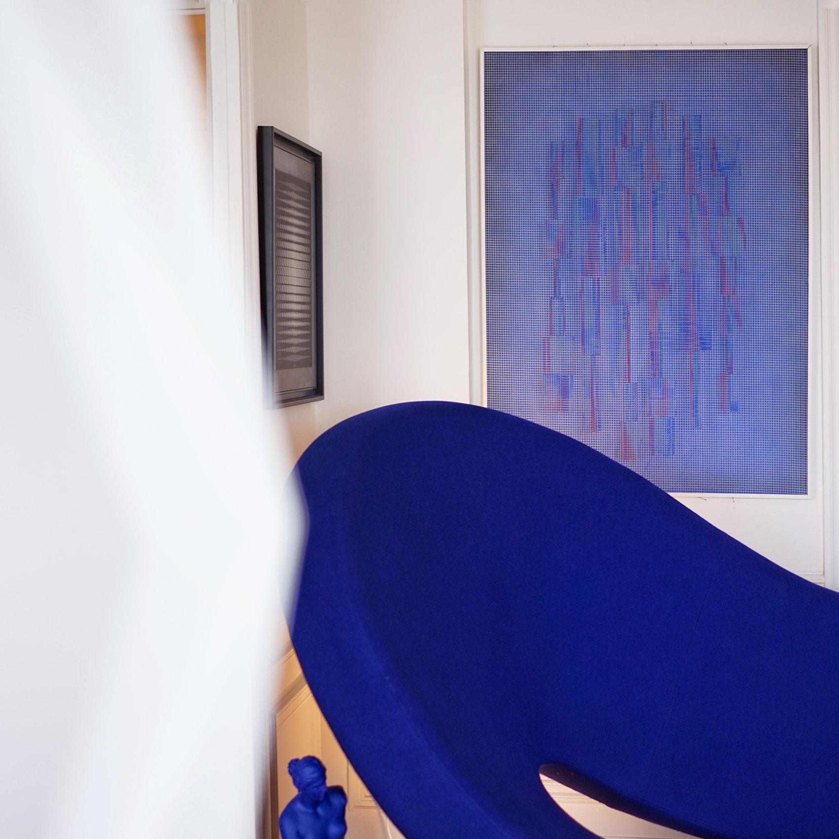 Chez l'artiste NATHALIE COHEN