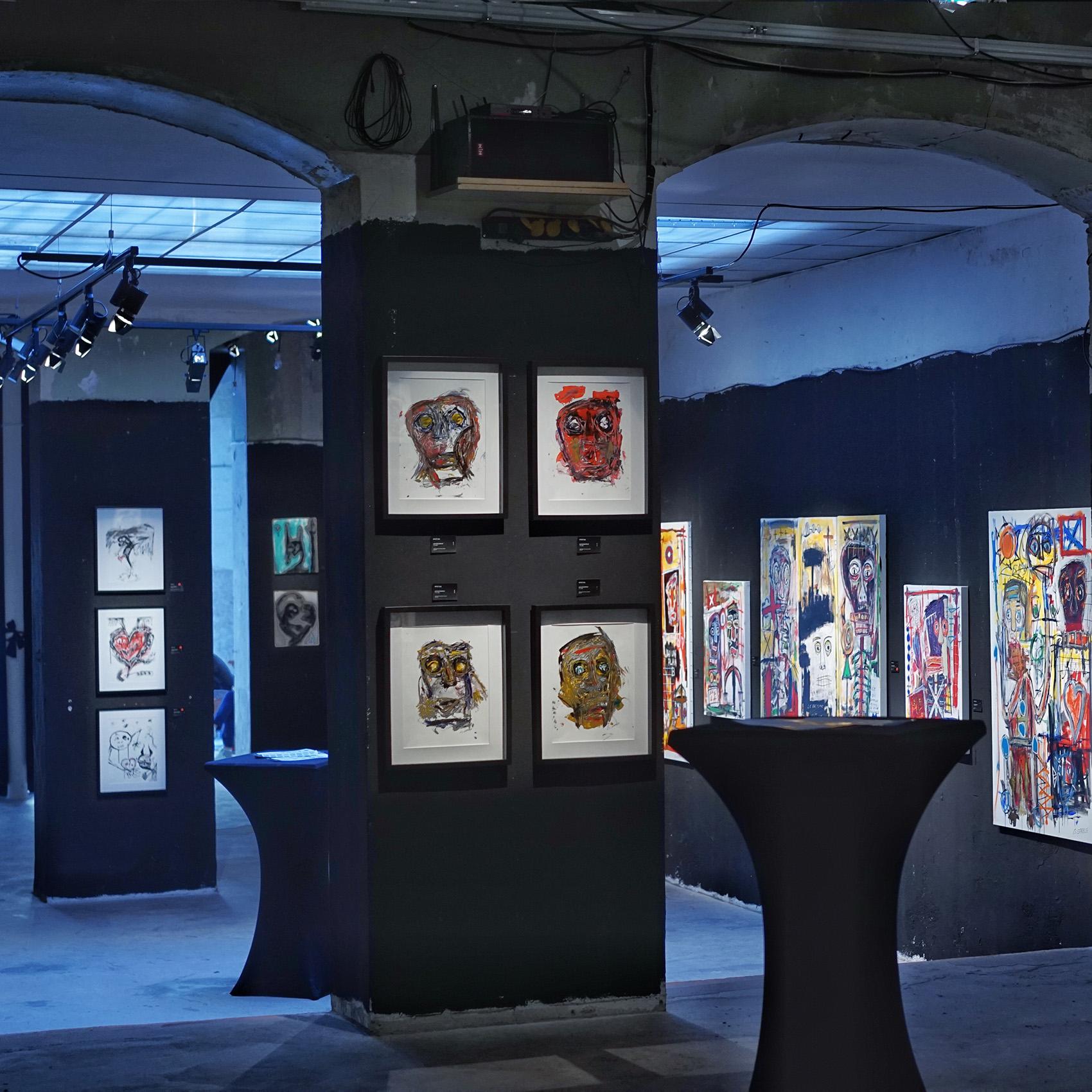 BRUT'ALL - L'ART À L'ÉTAT BRUT | Exposition Art Marseille