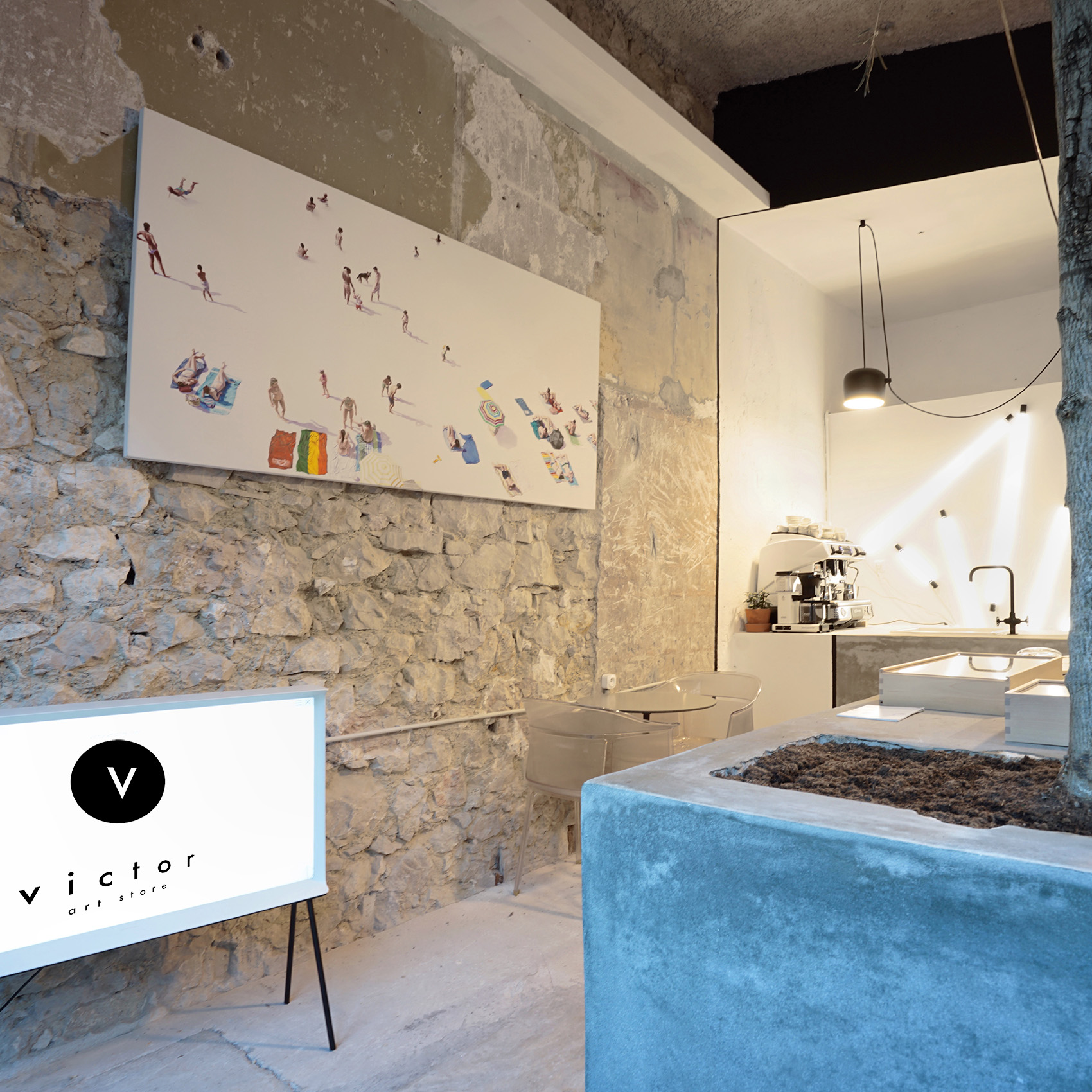 VICTOR ART STORE | Concept-Store Marseille