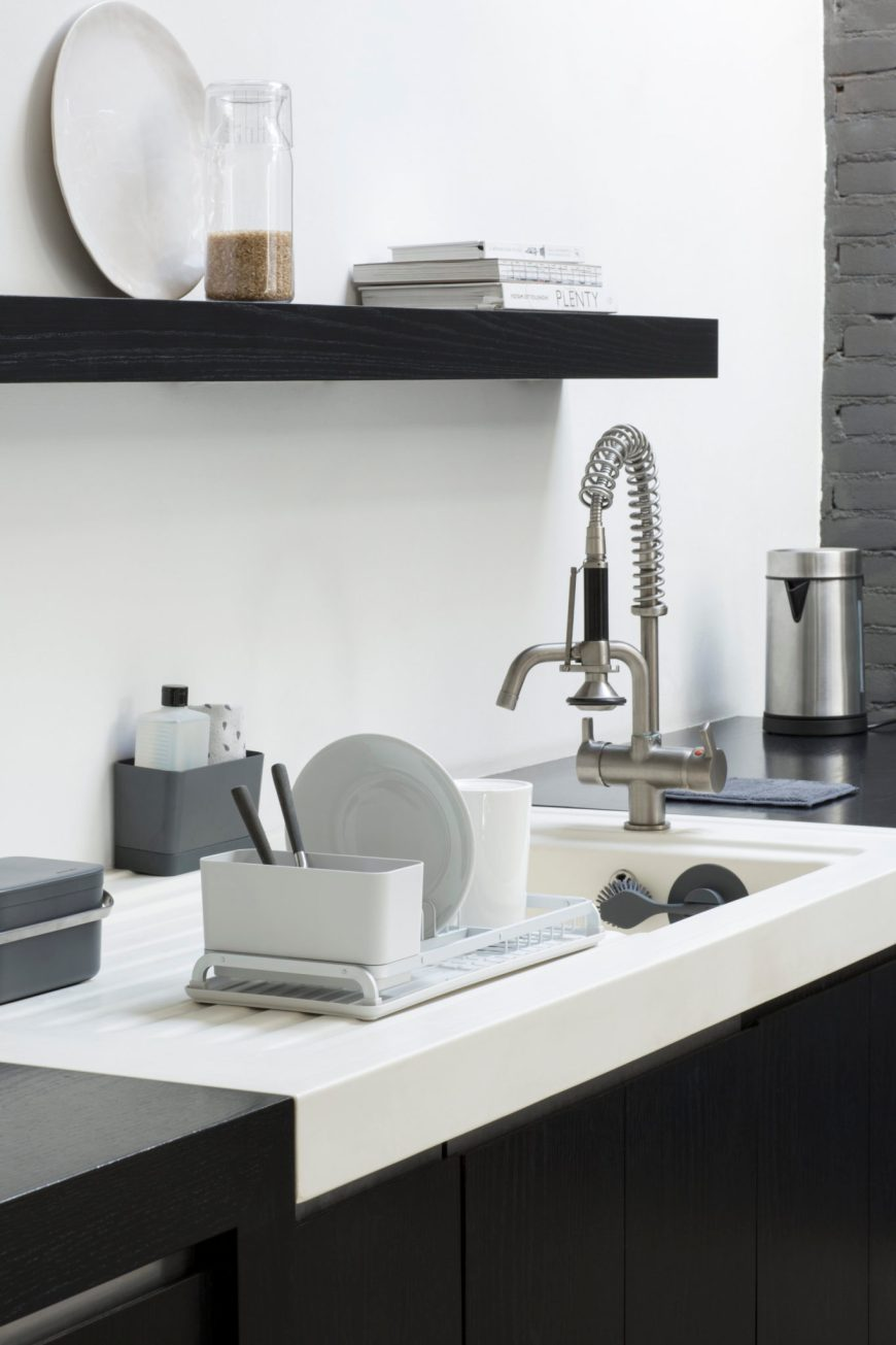 Egouttoir à vaisselle design SINK SIDE   BRABANTIA