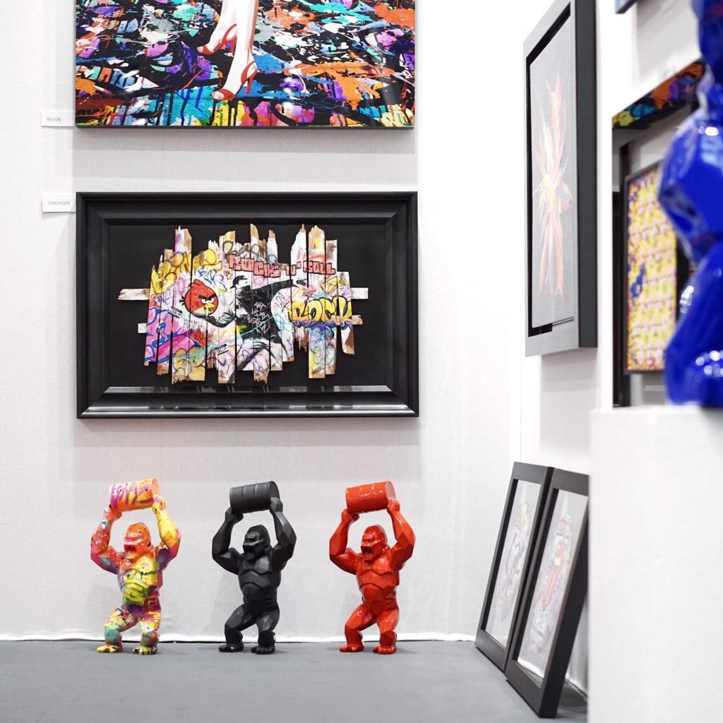 Tendances Art FOIRE DE PARIS 2019