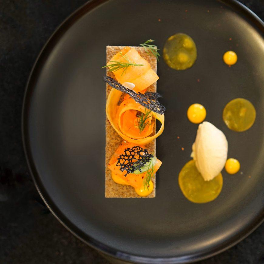 Restaurant Marseille SIGNATURE par Coline FAULQUIER