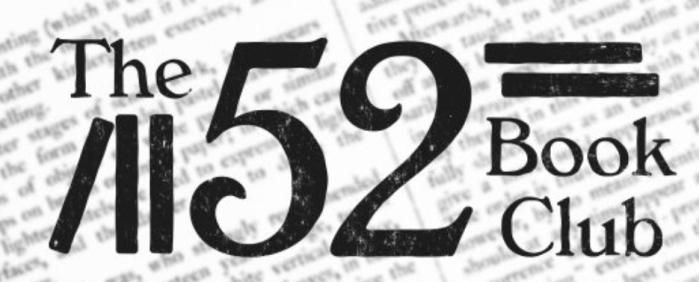 The 52 Book Club